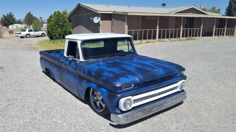 customized 1964 Chevrolet C 10 Custom pickup vintage for sale