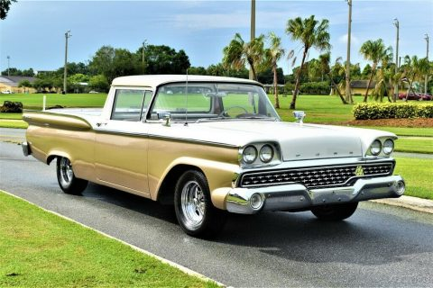 Excellent Restoration 1959 Ford Ranchero pickup vintage for sale