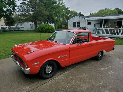 new front end parts 1960 Ford Ranchero vintage for sale