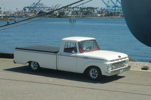 nice original 1964 Ford F 100 pickup vintage for sale