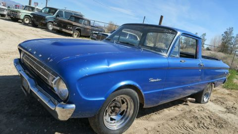 non running 1961 Ford Ranchero vintage for sale
