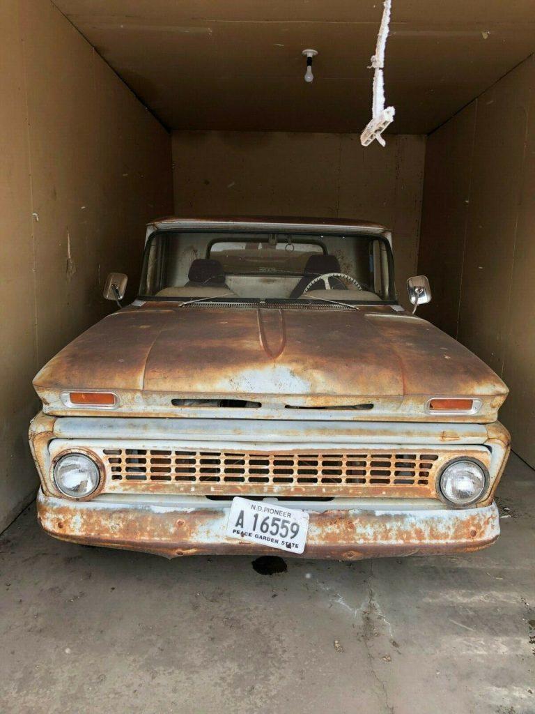 project 1963 Chevrolet pickup vintage