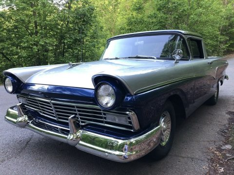 rare 1957 Ford Ranchero pickup vintage for sale