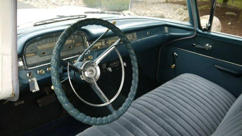 very nice 1959 Ford Ranchero pickup vintage