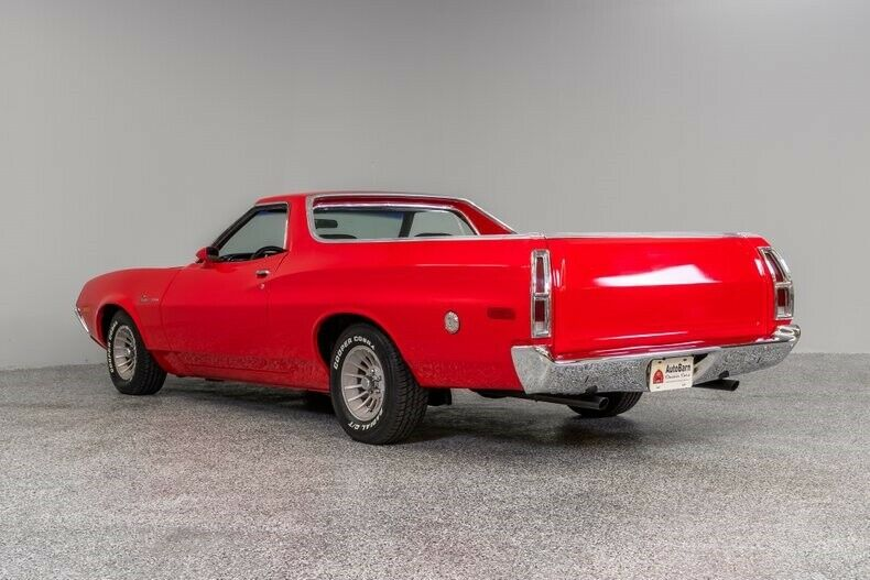 low miles 1972 Ford Ranchero vintage