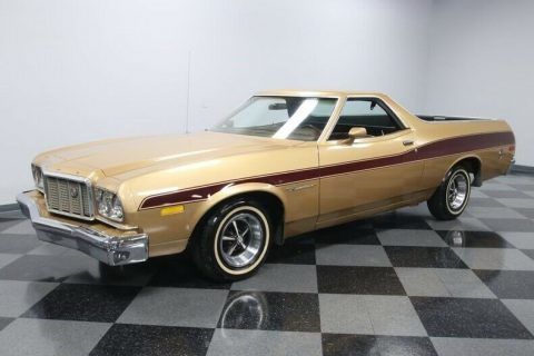 original 1976 Ford Ranchero GT vintage for sale