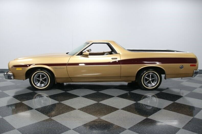 original 1976 Ford Ranchero GT vintage