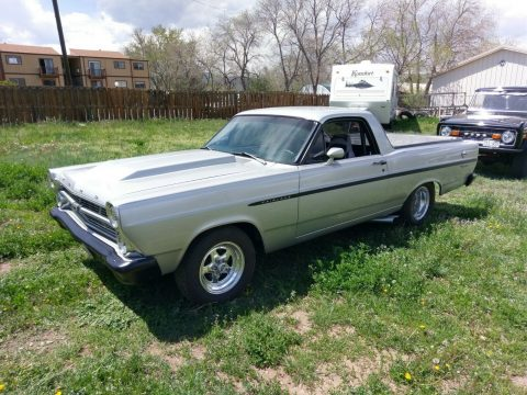 Pro Street 1967 Ford Ranchero vintage for sale