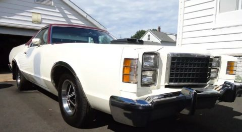 very nice 1979 Ford Ranchero vintage for sale