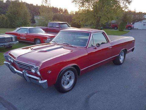502 stroker 1967 Chevrolet El Camino vintage for sale