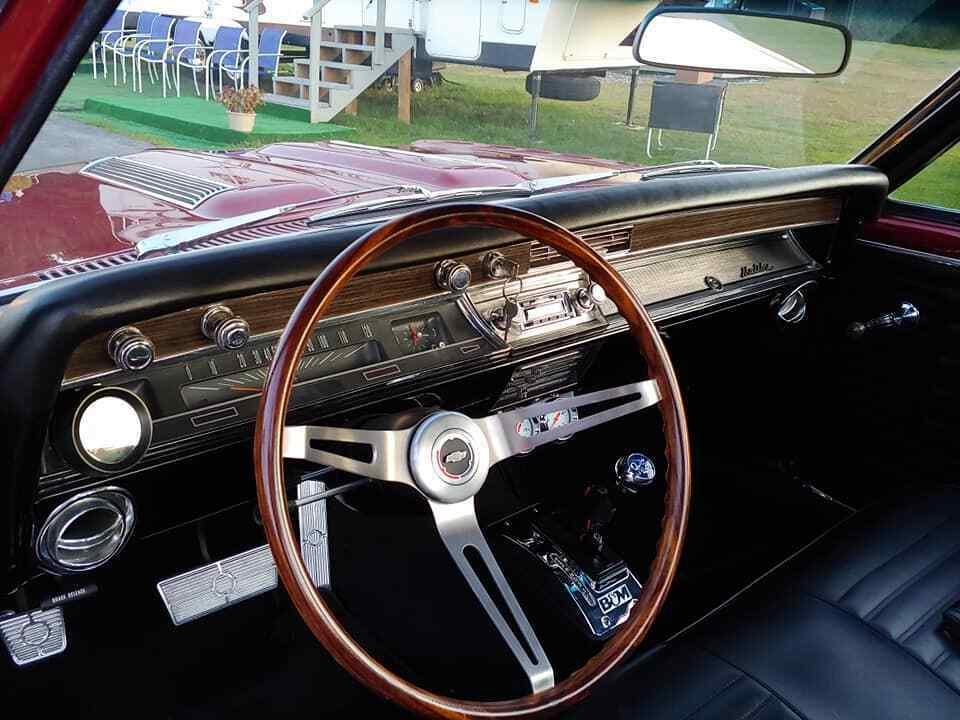 502 stroker 1967 Chevrolet El Camino vintage
