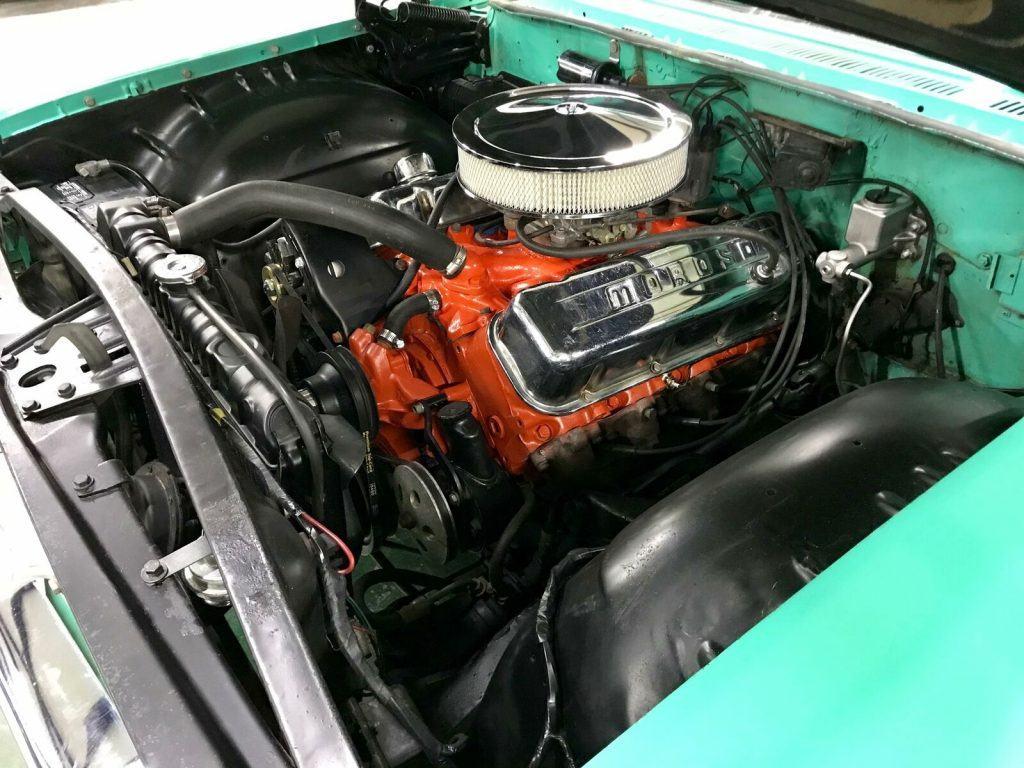 big block 1960 Chevrolet El Camino 396 vintage
