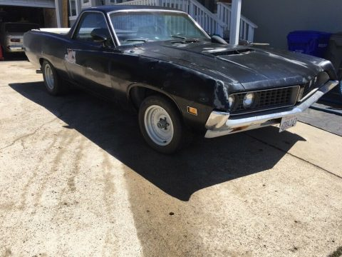 extra parts 1971 Ford Ranchero vintage for sale