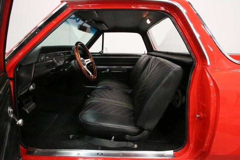 lots of upgrades 1966 Chevrolet El Camino vintage