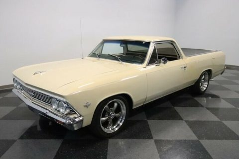 low miles 1966 Chevrolet El Camino vintage for sale