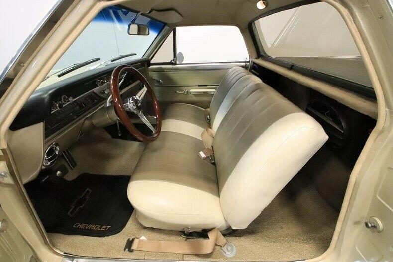 low miles 1966 Chevrolet El Camino vintage