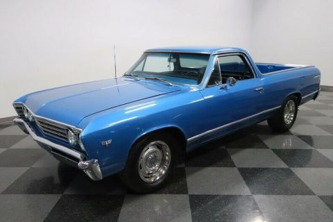 low miles 1967 Chevrolet El Camino vintage for sale