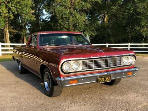 modified 1964 Chevrolet El Camino vintage for sale