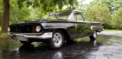 needs work 1960 Chevrolet El Camino Rat Rod vintage for sale