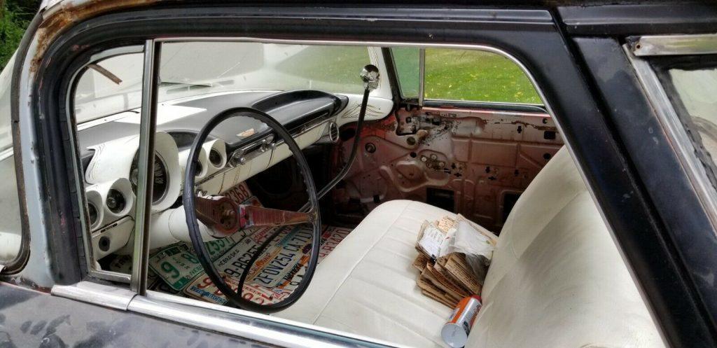 needs work 1960 Chevrolet El Camino Rat Rod vintage