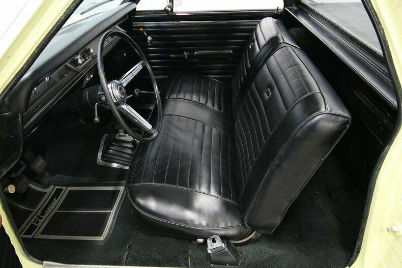 nice 1967 Chevrolet El Camino vintage