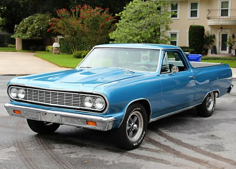 Restomod 1964 Chevrolet El Camino vintage for sale