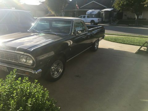 restored 1964 Chevrolet El Camino vintage for sale