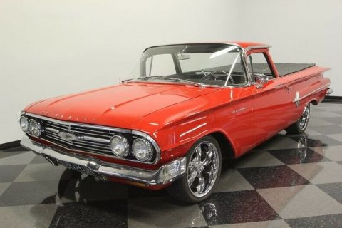 very nice 1960 Chevrolet El Camino vintage for sale
