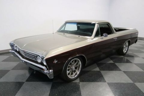 very nice 1967 Chevrolet El Camino vintage for sale