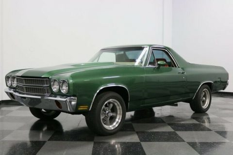 built-up engine 1970 Chevrolet El Camino SS Tribute vintage for sale