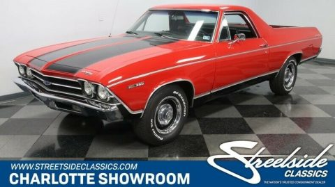 crate engine 1969 Chevrolet El Camino vintage for sale
