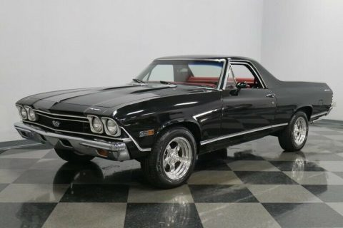 sharp 1968 Chevrolet El Camino vintage for sale