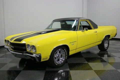 sharp 1970 Chevrolet El Camino SS 396 vintage for sale