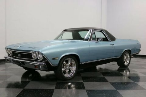 very nice 1968 Chevrolet El Camino SS 396 vintage for sale