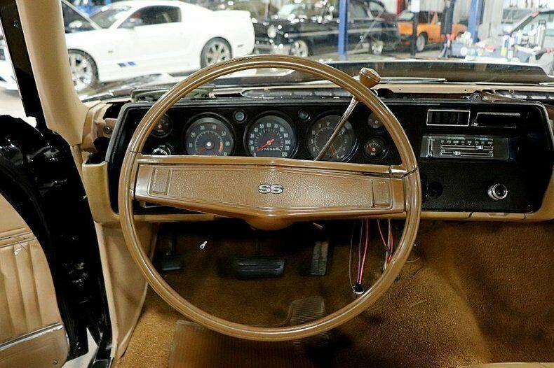 very nice 1970 Chevrolet El Camino vintage