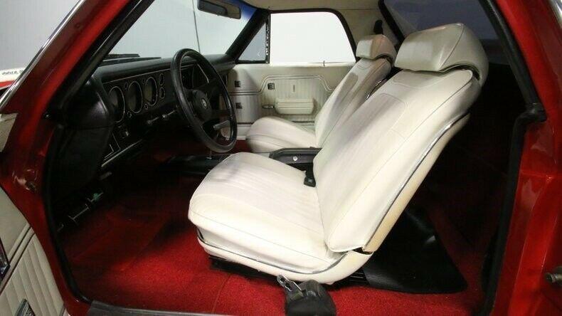 modified 1971 Chevrolet El Camino SS 454 vintage