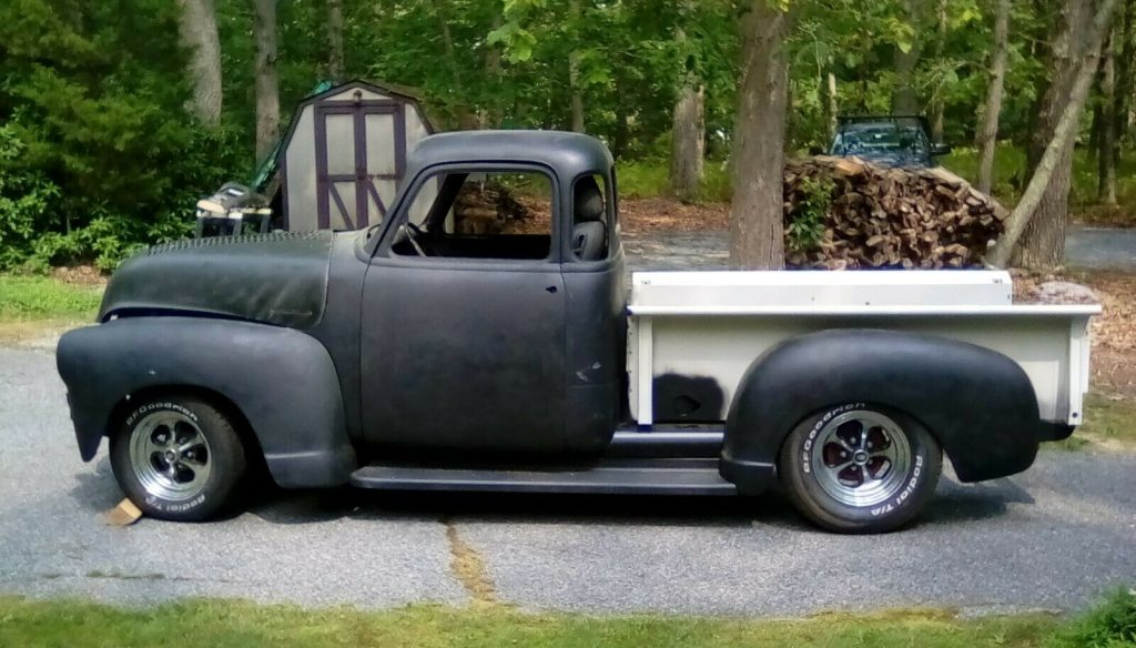 project 1954 Chevrolet Pickup 3100 vintage