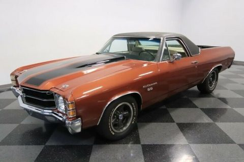 SS Tribute 1971 Chevrolet El Camino vintage for sale