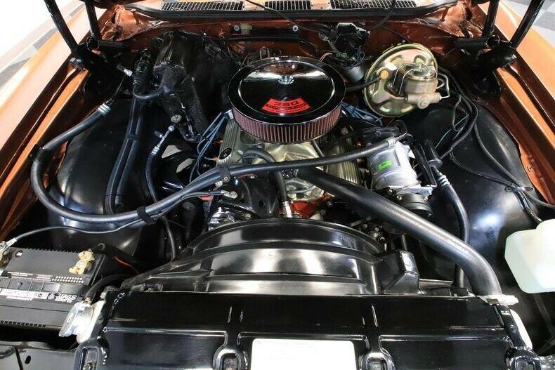 SS Tribute 1971 Chevrolet El Camino vintage