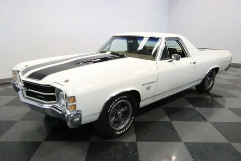upgraded 1971 Chevrolet El Camino SS 454 vintage for sale