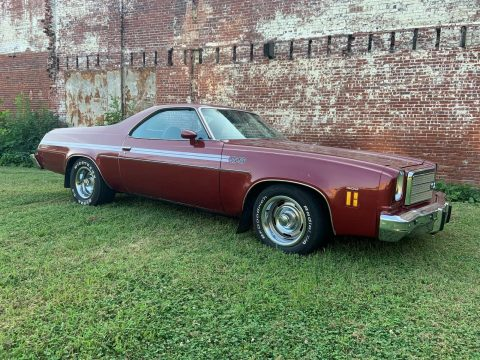 completely original 1974 Chevrolet El Camino SS vintage for sale