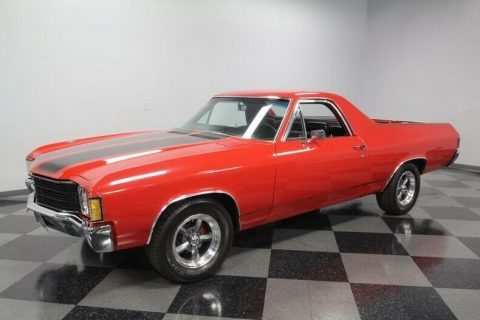 low miles 1972 Chevrolet El Camino vintage for sale