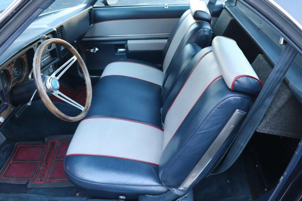 mild custom 1974 Chevrolet El Camino vintage