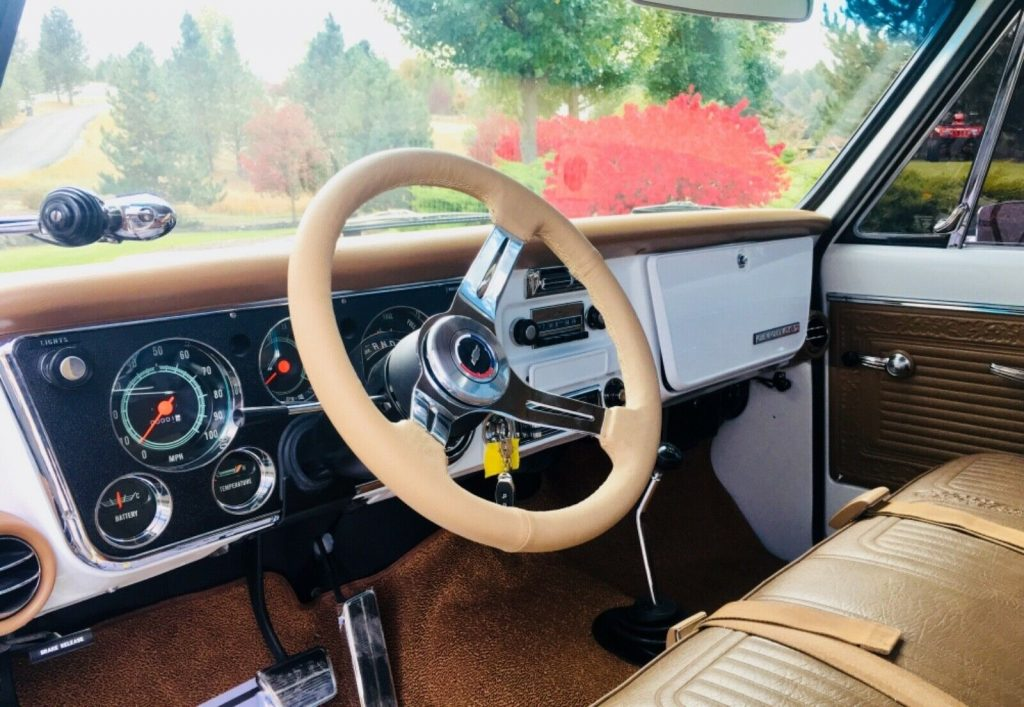 monster 1969 Chevrolet CST/20 vintage
