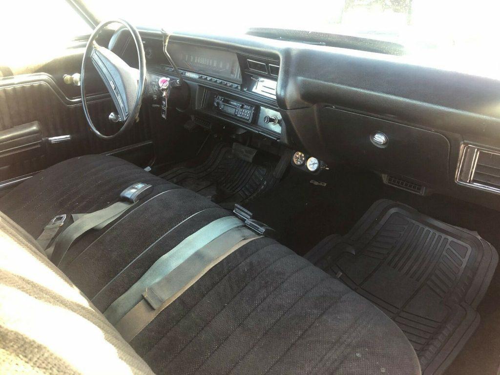 needs nothing 1972 Chevrolet El Camino vintage
