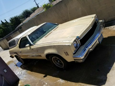 needs work 1973 Chevrolet El Camino SS vintage for sale