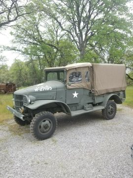 restored 1941 Dodge WC21 vintage for sale