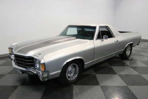 sharp 1972 Chevrolet El Camino vintage for sale