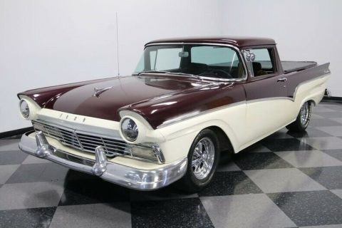 custom 1957 Ford Ranchero vintage for sale