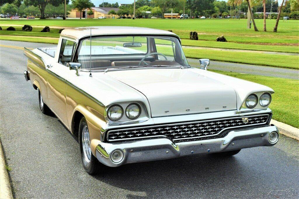 Excellent Restoration 1959 Ford Ranchero vintage